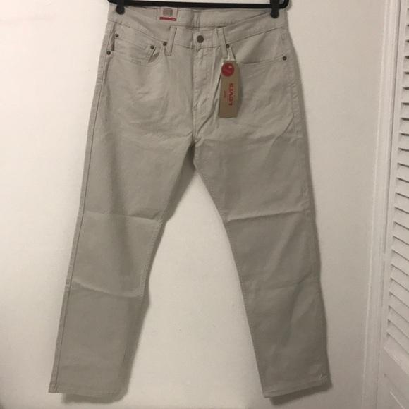 c03bd8a4 Levi's Jeans | Mens Nwt Levis 502 Regular Taper Fit Grey | Poshmark